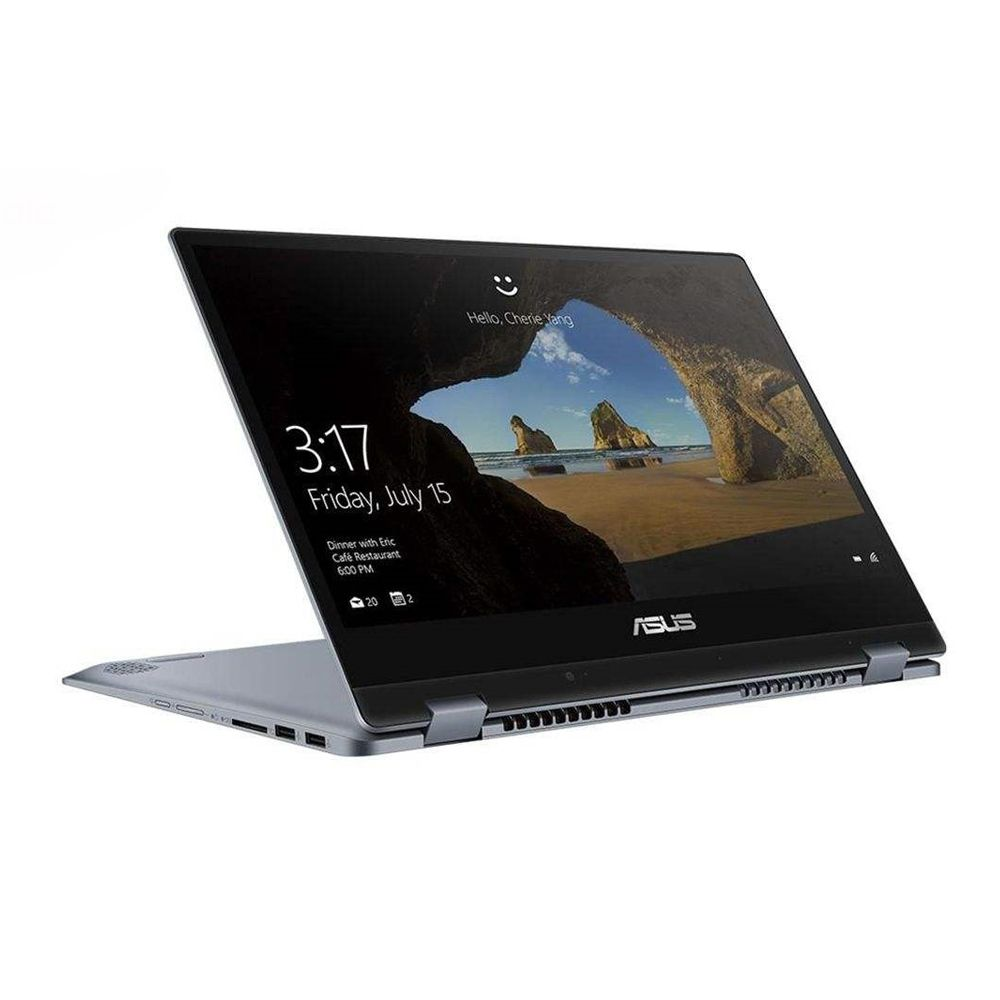 لپ تاپ 14 اینچی ایسوس مدل VivoBook Flip TP410U - A