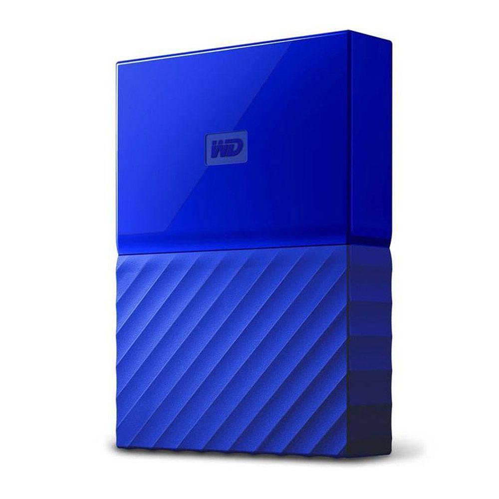 هارددیسک اکسترنال وسترن دیجیتال مدل My Passport WDBYFT0040B