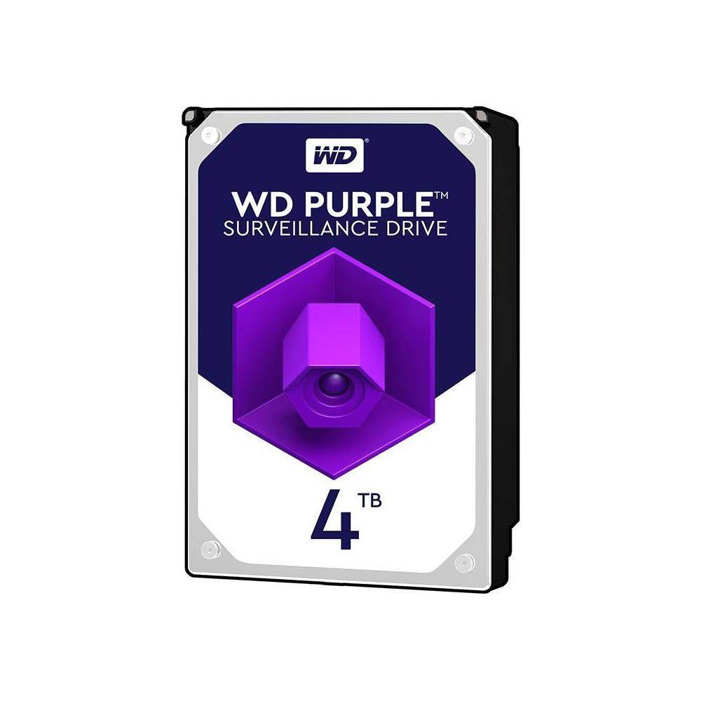 هارددیسک اینترنال وسترن دیجیتال مدل Purple WD40PURX 4TB