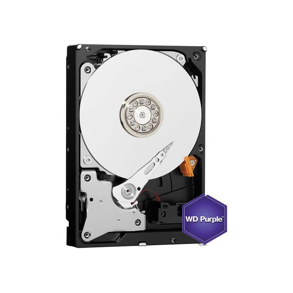هارددیسک اینترنال وسترن دیجیتال مدل Purple WD20PURX 2TB