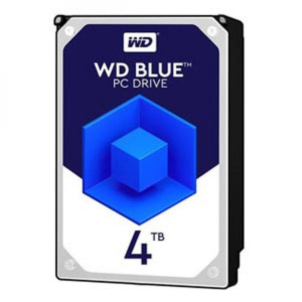 هارددیسک اینترنال وسترن دیجیتال مدل Blue WD40EZRZ 4TB