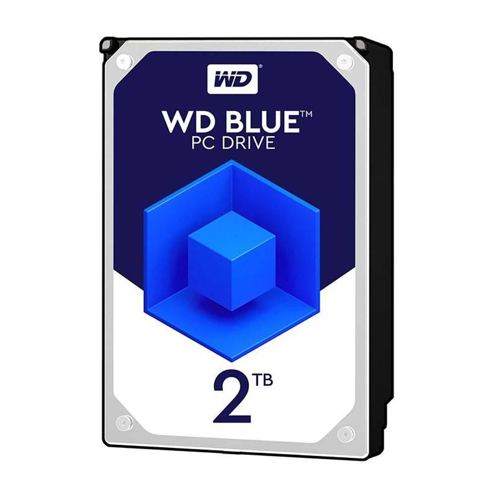 هارددیسک اینترنال وسترن دیجیتال مدل Blue WD20EZRZ 2TB