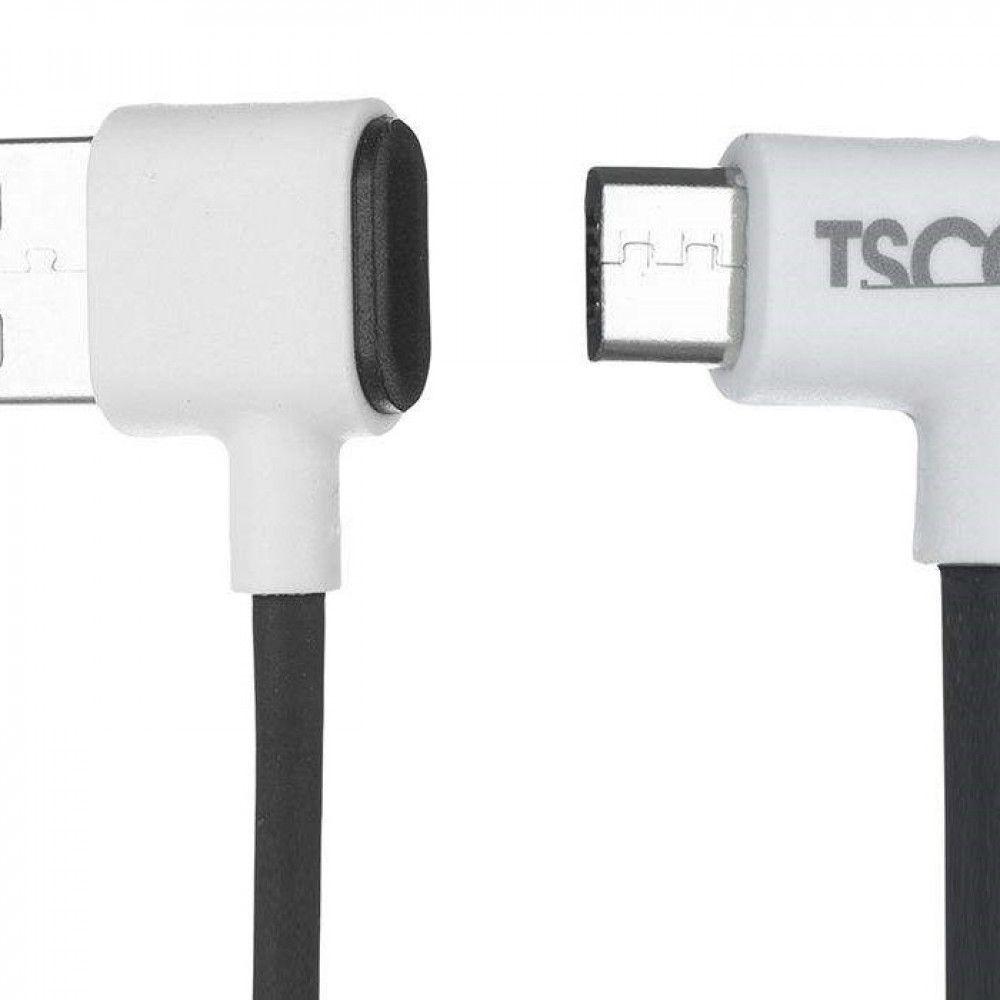 کابل شارژ 1 متری microUSB تسکو مدل TC 55N