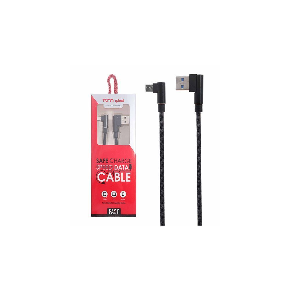 کابل شارژ ودیتا اندروید 1 متری  USB تسکو مدل TC57N