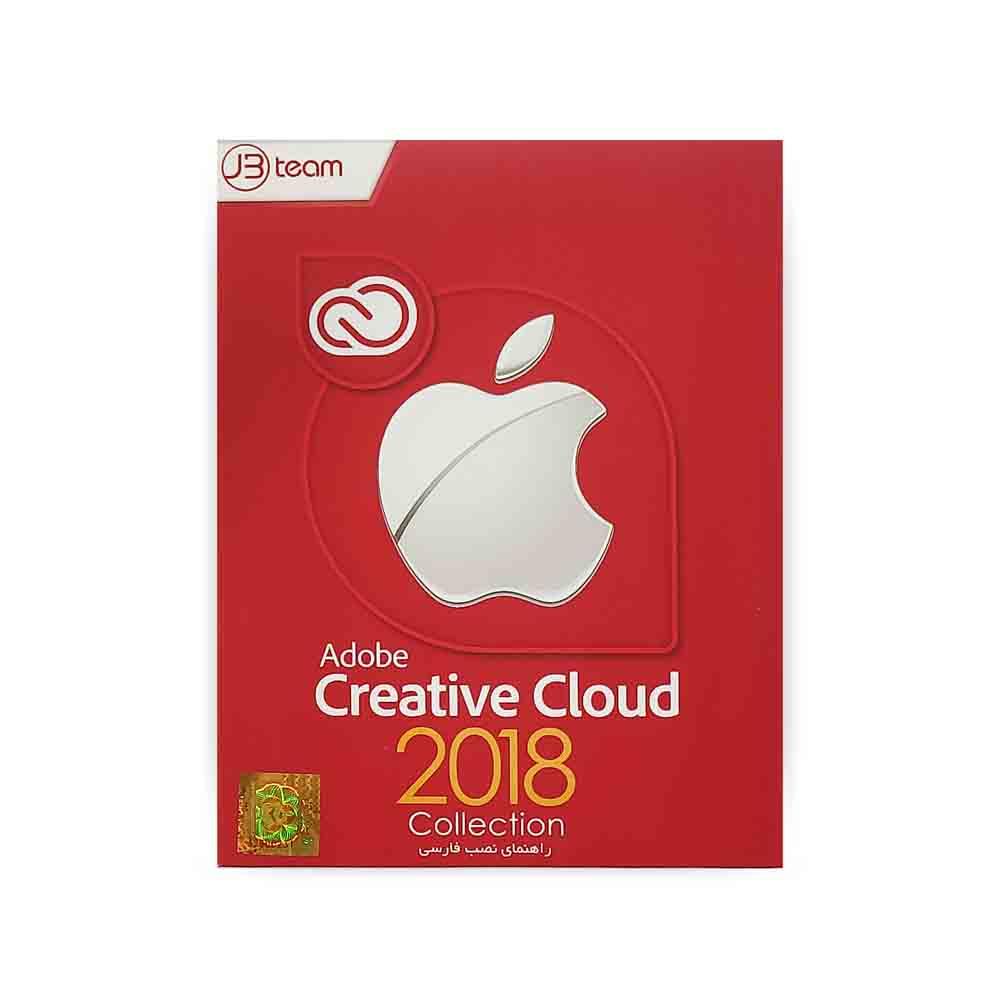 نرم افزار Adobe Creative Cloude 2018 Collection MAC