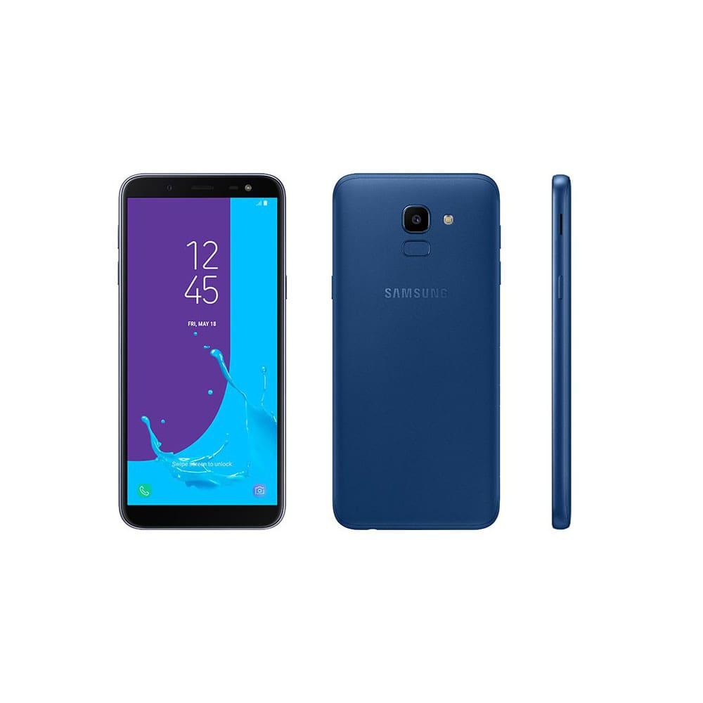 گوشی موبایل سامسونگ دو سیم کارت مدل Galaxy J6 ظرفیت 64 گیگابایت