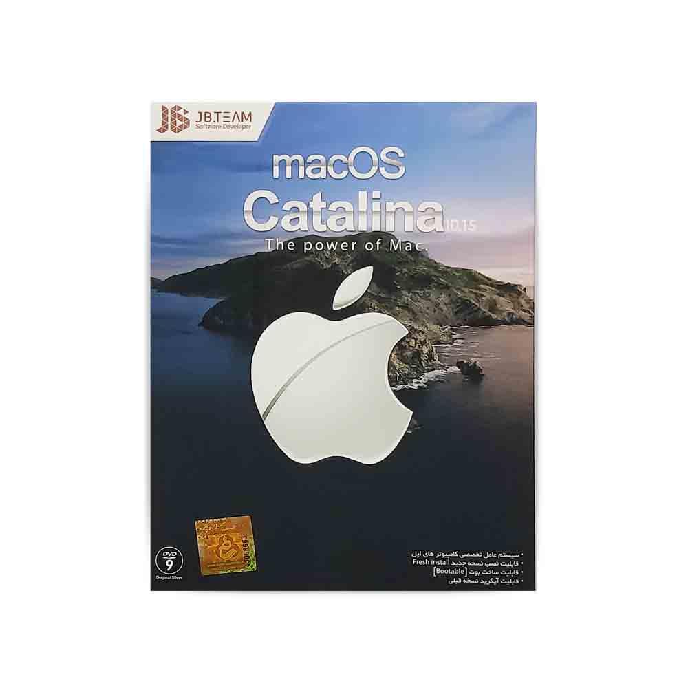 سیستم عامل Mac Os Catalina 10.15
