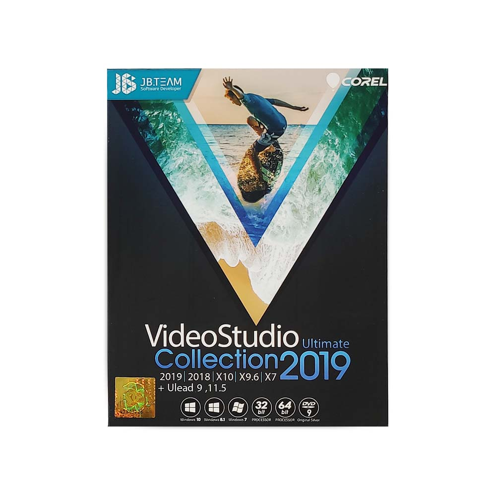نرم افزار Corel Video Studio 2019 Ultimate + Collection