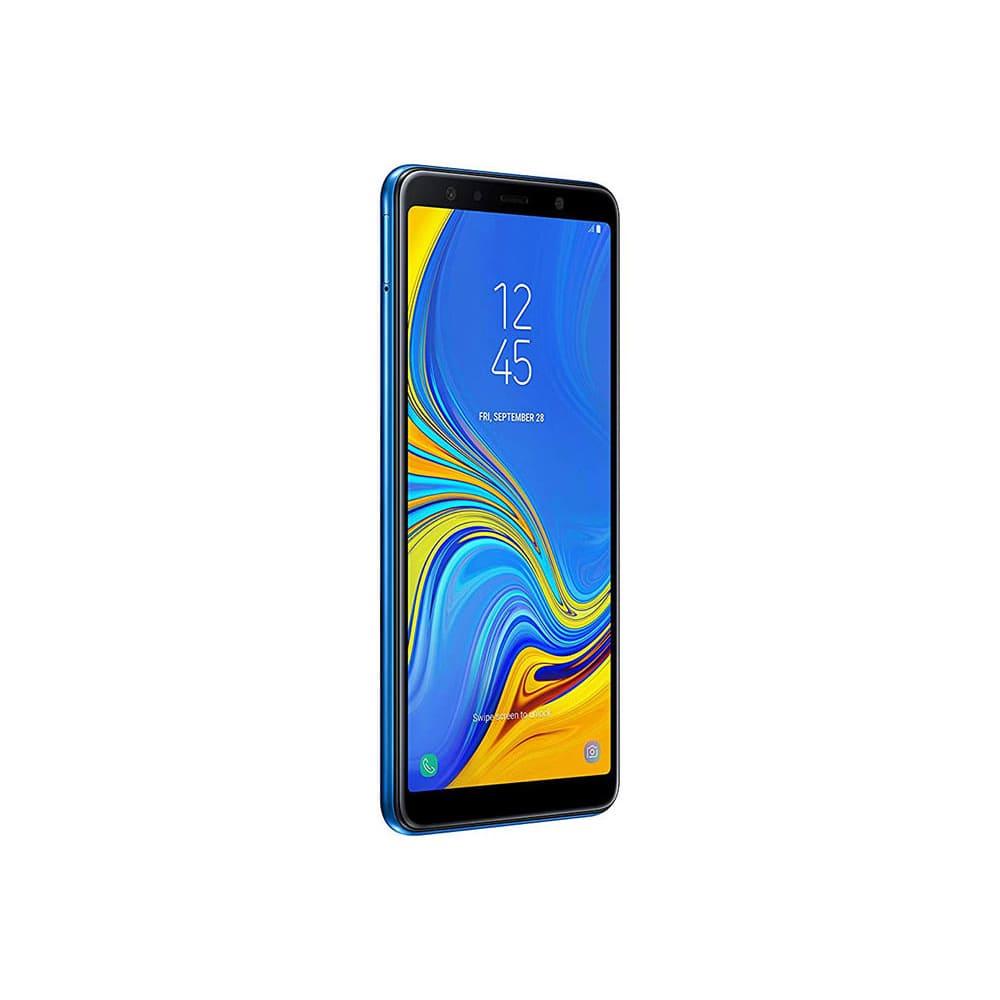 گوشی موبایل سامسونگ دو سیم کارت مدل (Galaxy A7 (2018 ظرفیت 64 گیگابایت