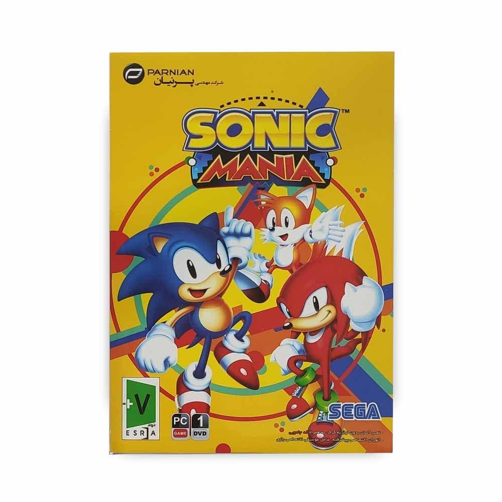 بازی کامپیوتر  SONIC MANIA