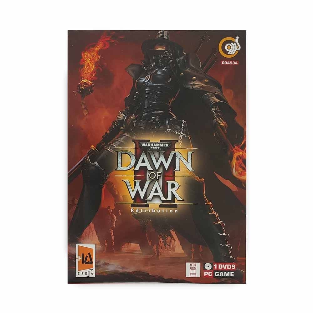 بازی کامپیوتر WARHAMMER 40000 DOWN OF WAR : RETRIBUTION