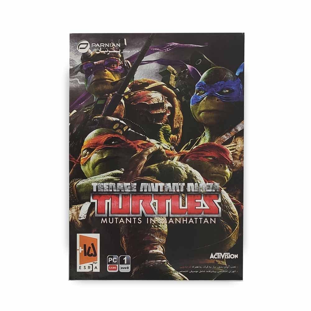بازی کامپیوتر TURTLES : MUTANTS IN MANHATTAN