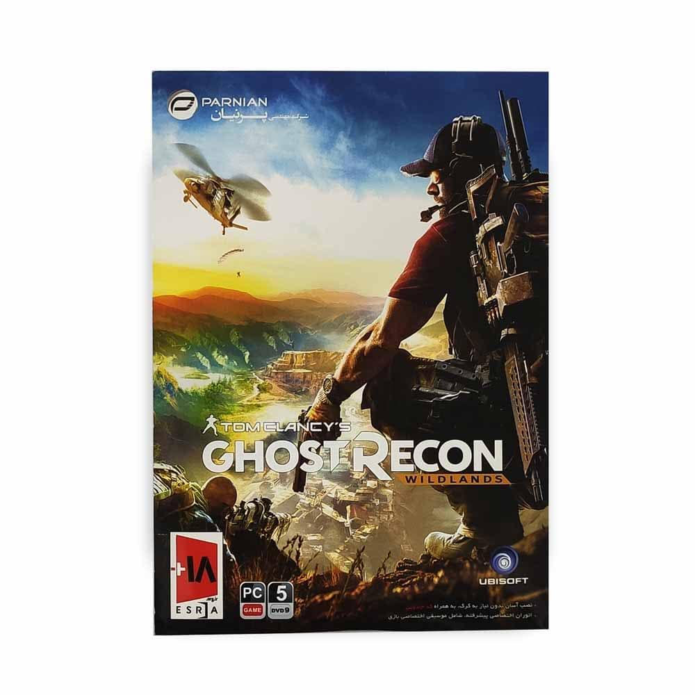 بازی کامپیوتر GHOST RECON:WILDLANDS