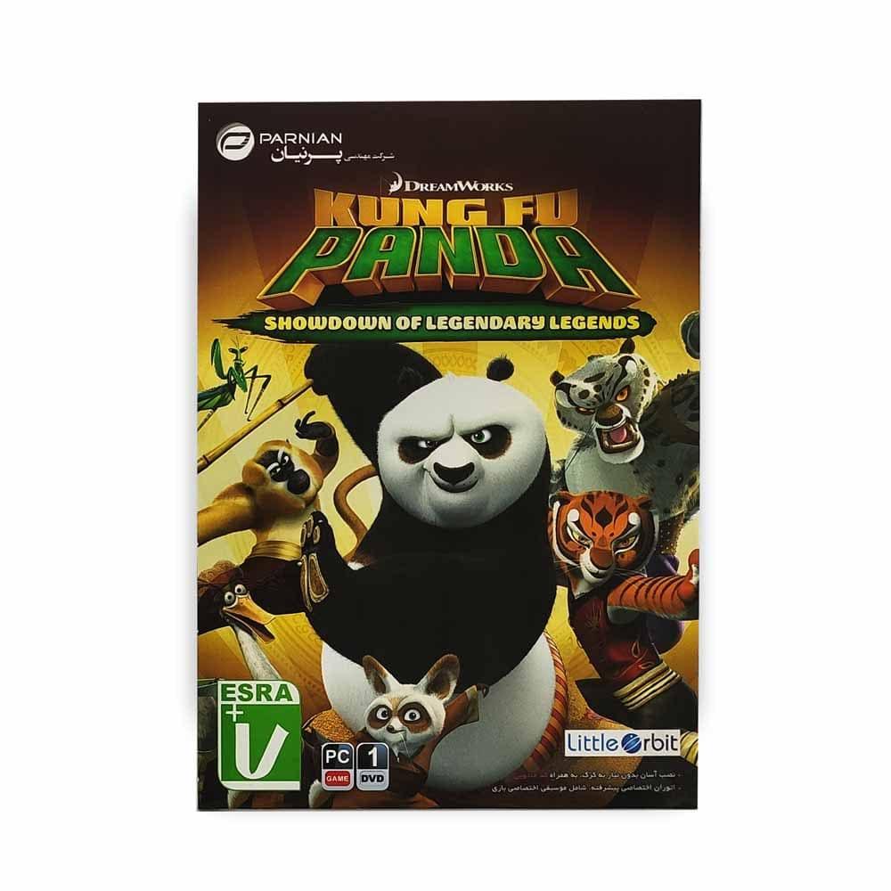 بازی کامپیوتر  KUNG FU PANADA : SHOWDOWN OF LEGENDARYLEGENDS