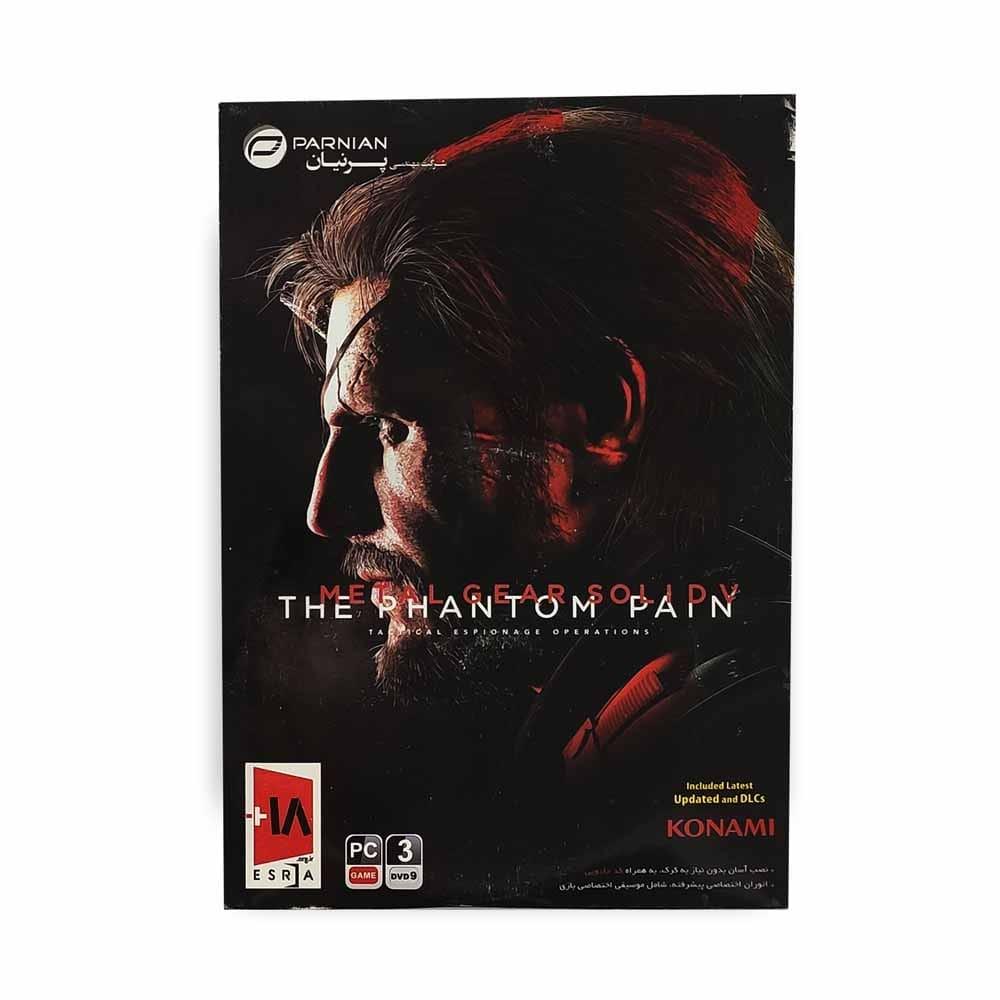 بازی کامپیوتر METAL GEAR SOLID V THE PHANTOM PAIN