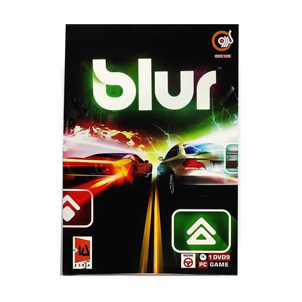 بازی کامپیوتر BLUR