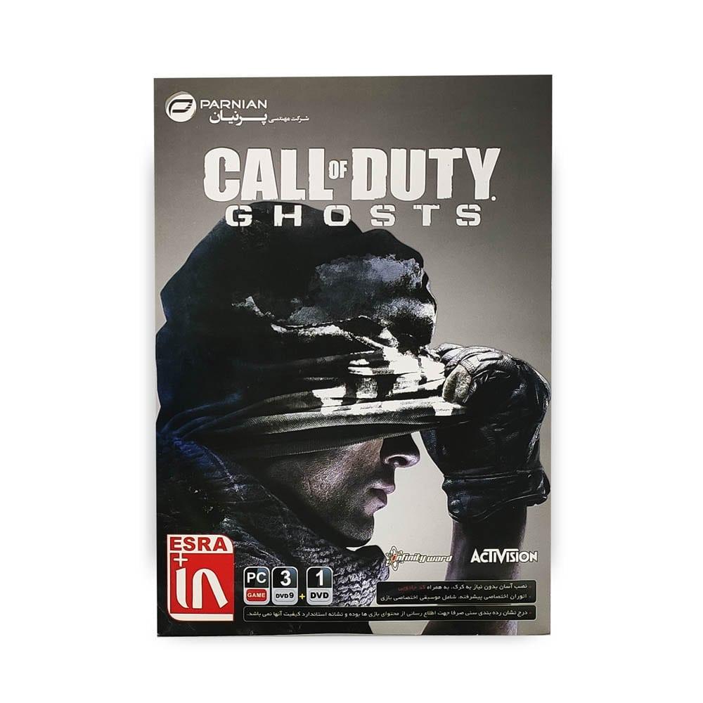 بازی کامپیوتر CALL OF DUTY : GHOSTS