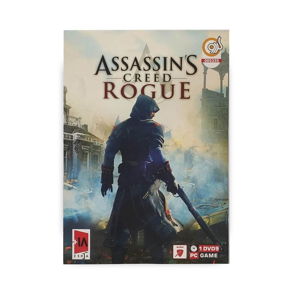 بازی کامپیوتر ASSASSINS CREED : ROGUE