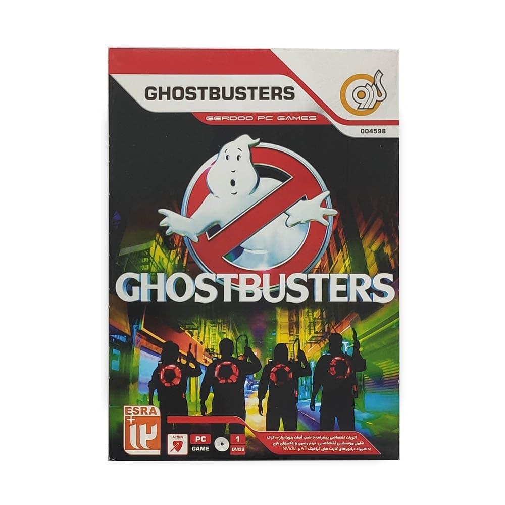 بازی کامپیوتر GHOSTBUSTERS