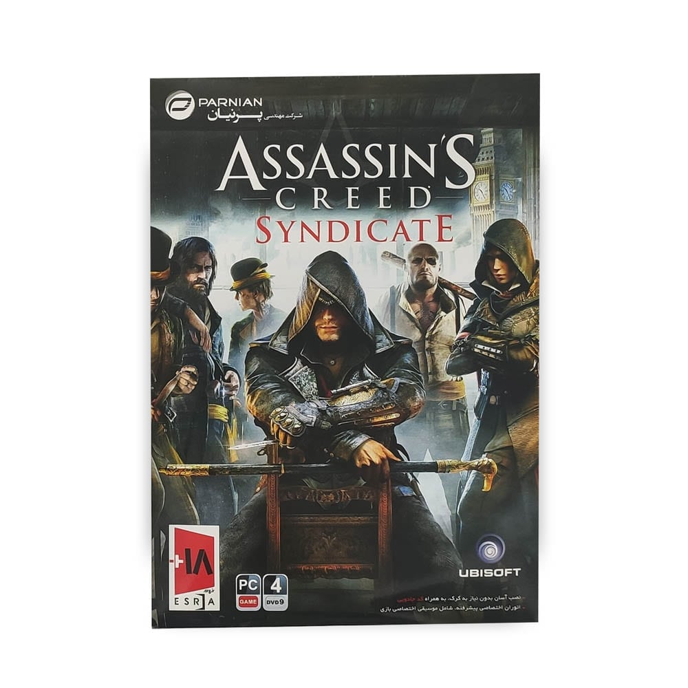 بازی کامپیوتر ASSASSINS CREED : SYNDICATE