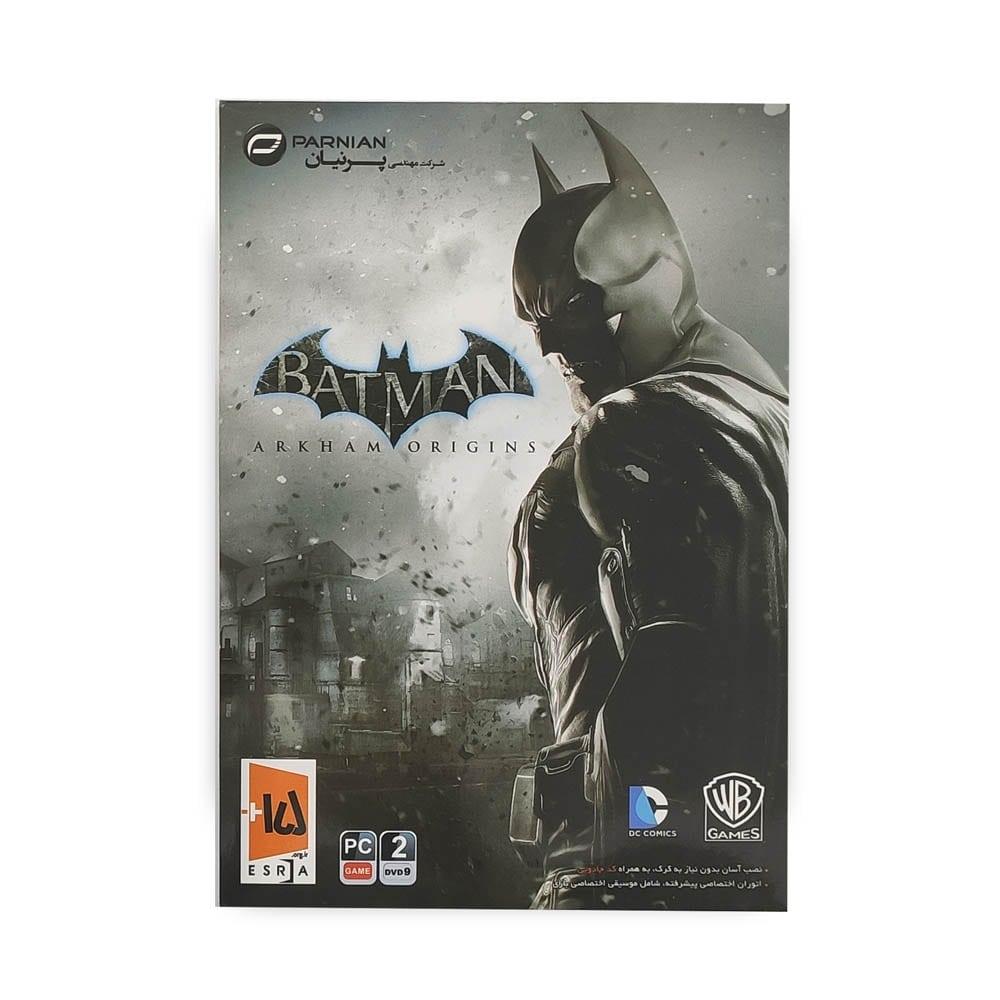 بازی کامپیوتر BATMAN : ARKHAM ORIGINS