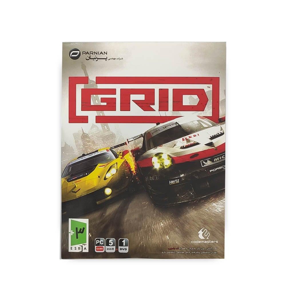 بازی کامپیوتر GRID