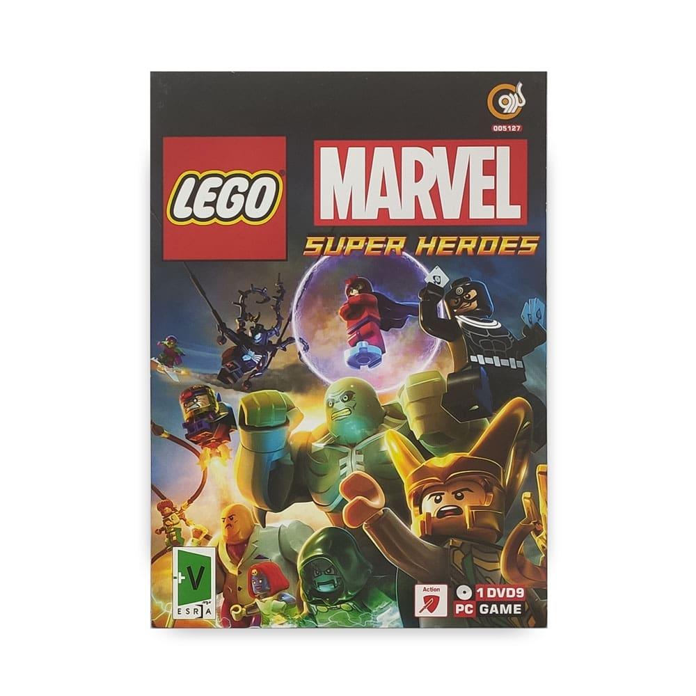 بازی کامپیوتر LEGO MARVEL SUPER HEROES
