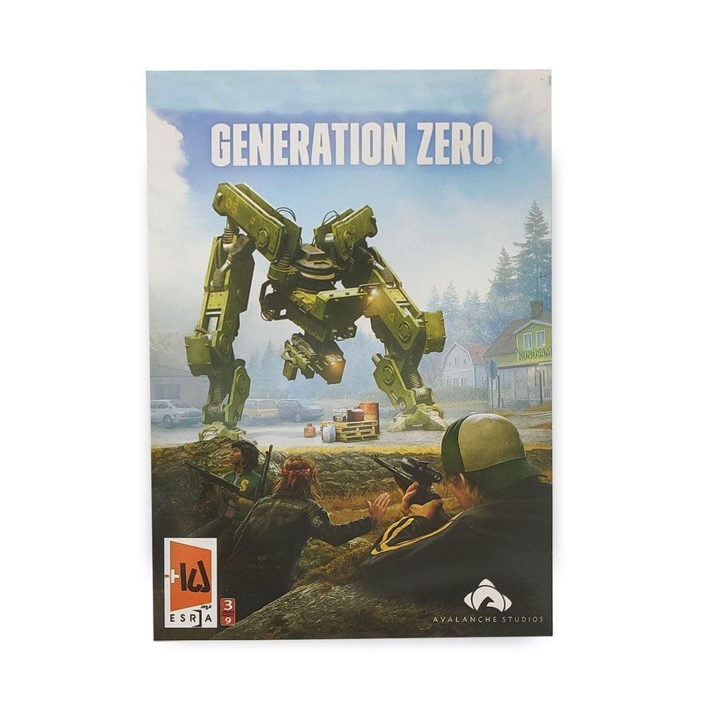 بازی کامپیوتر GENERATION ZERO