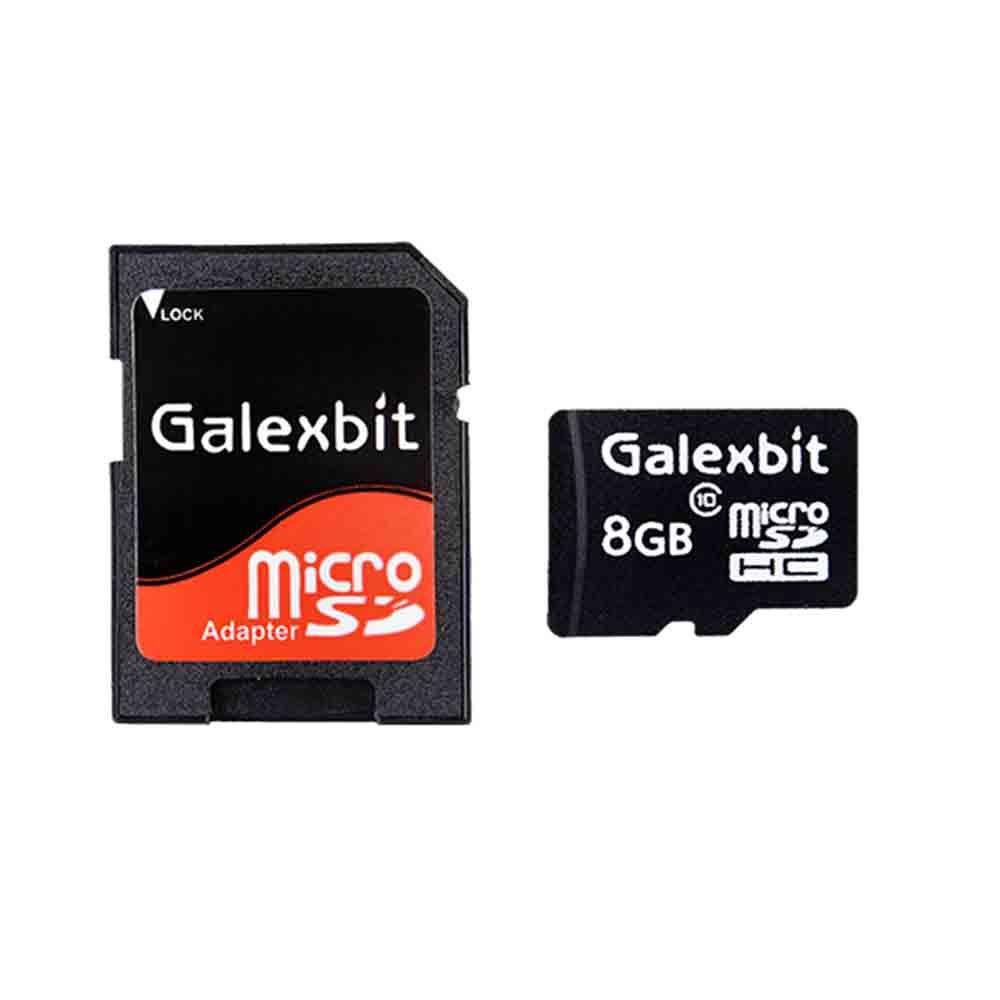 کارت حافظه Galexbit MicroSDHC 8GB
