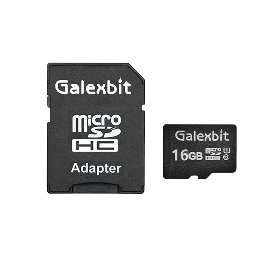 کارت حافظه Galexbit MicroSDHC 16GB