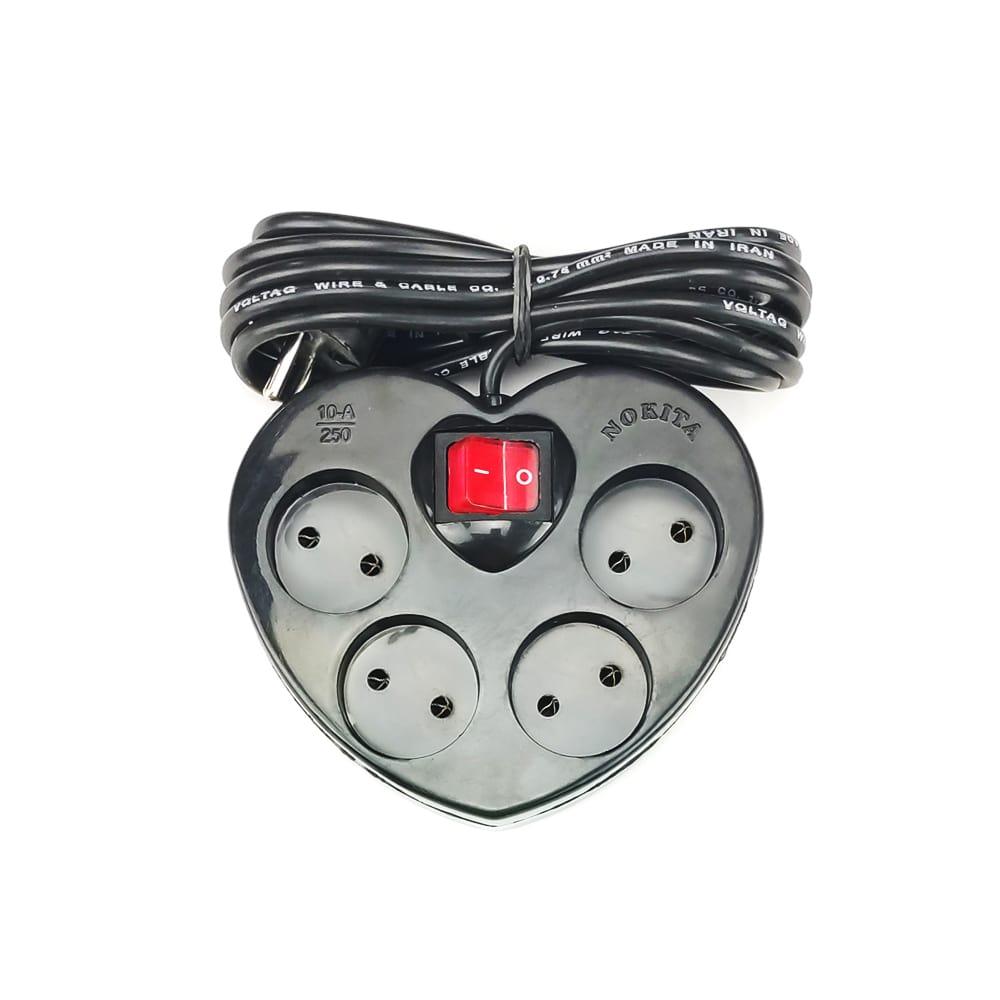 چهار راهی برق  قلبی 1.5 متری