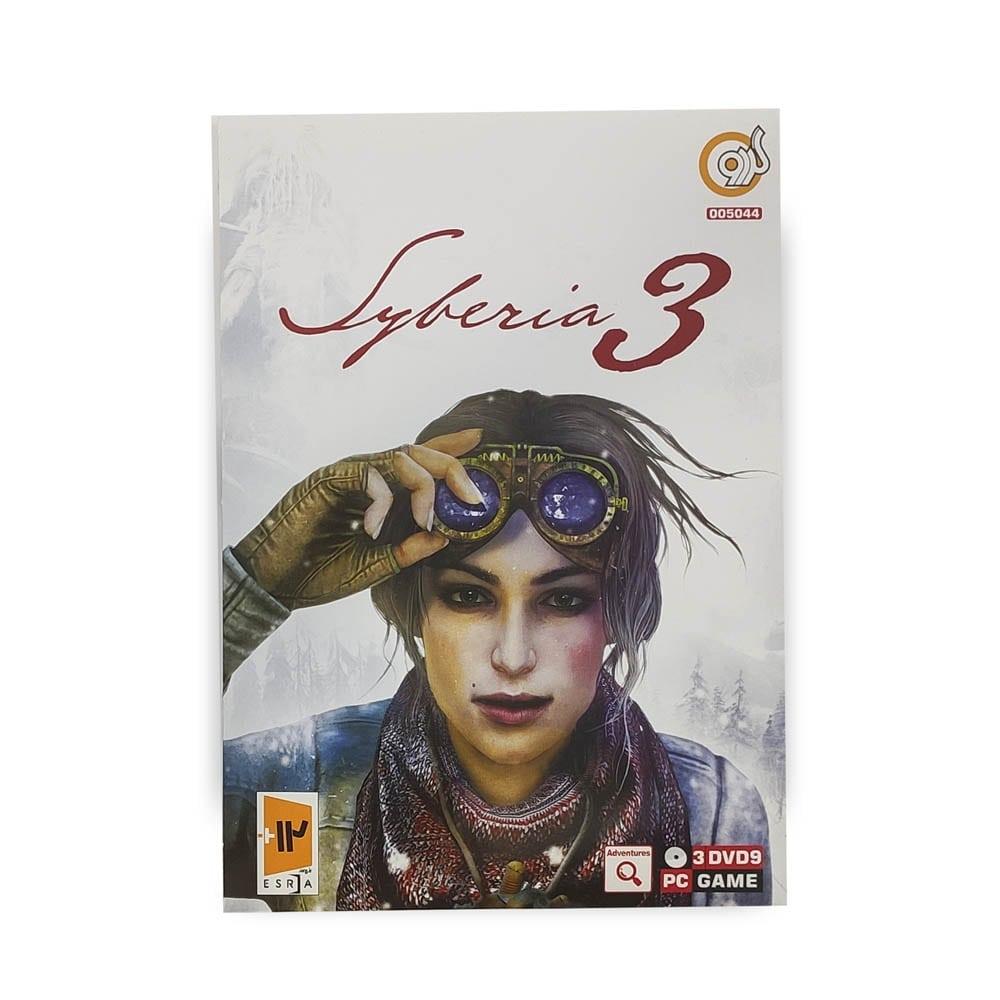 بازی کامپیوتر SYBERIA 3