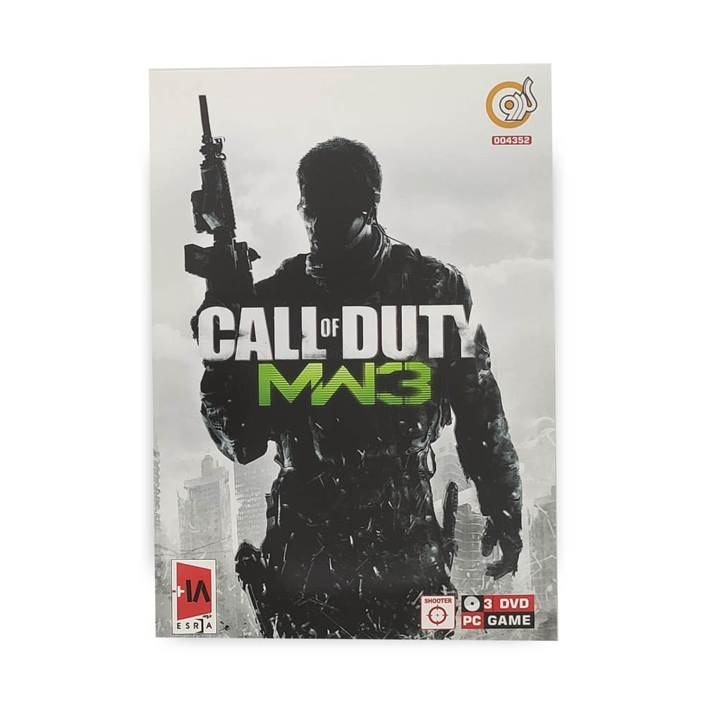 بازی کامپیوتر CALL OF DUTY : MW3