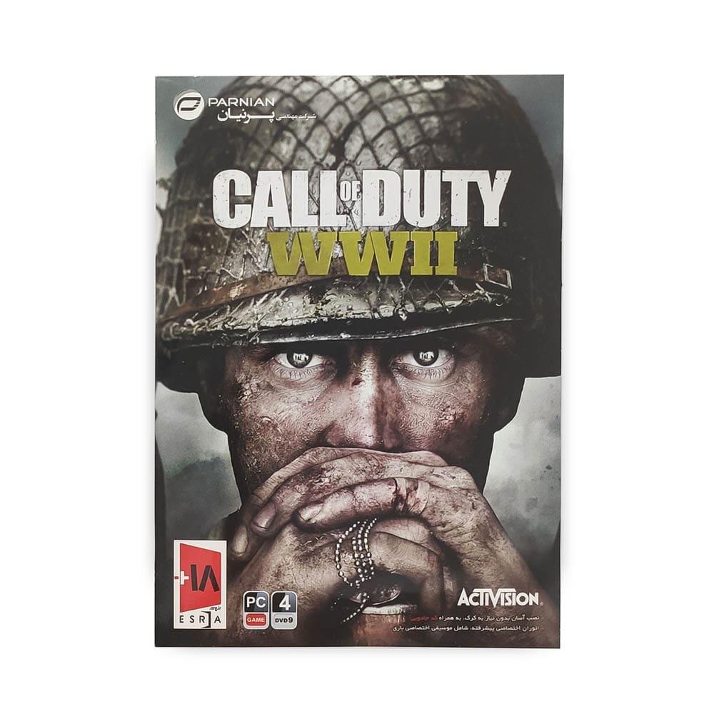 بازی کامپیوتر CALL OF DUTY 4 : WW II