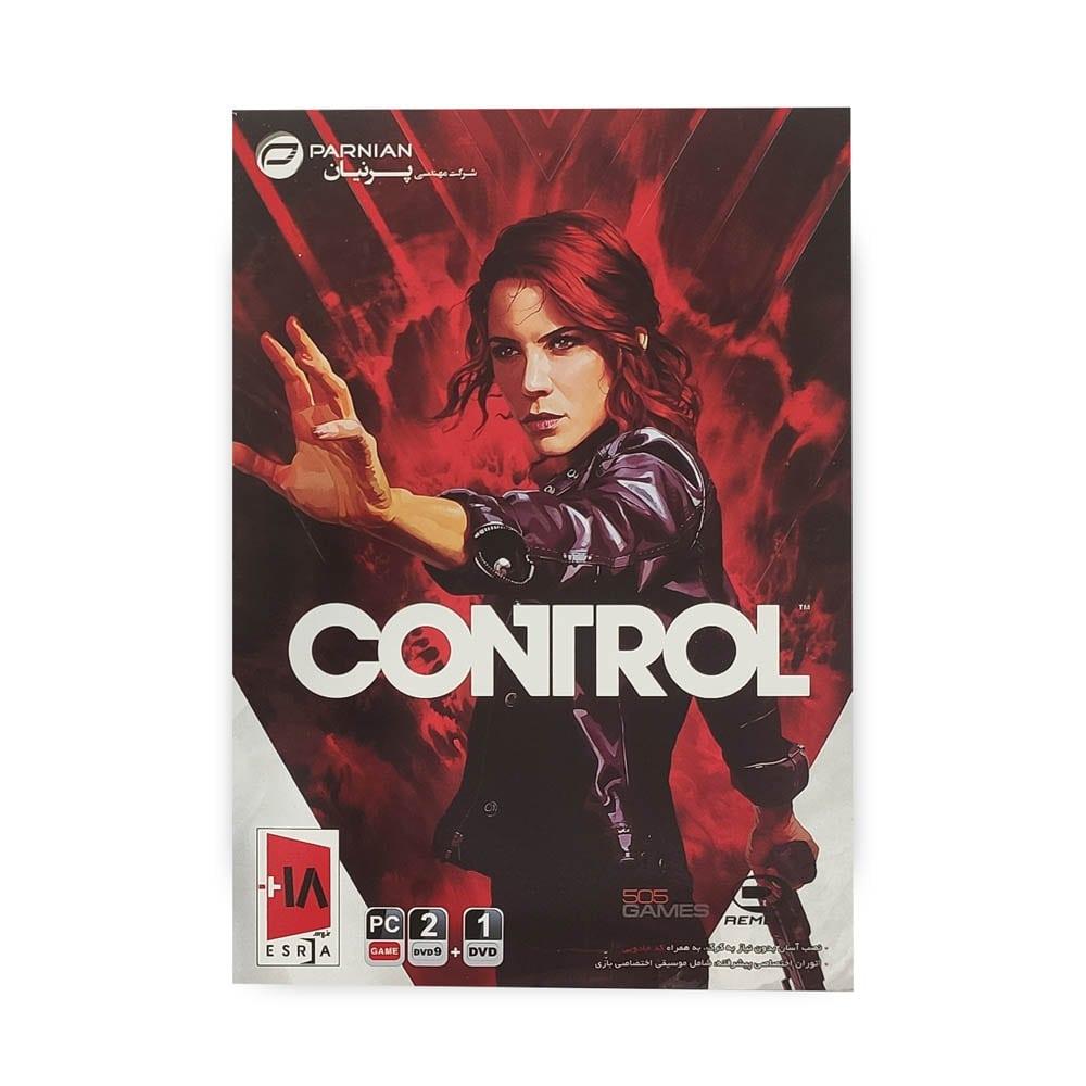 بازی کامپیوتر CONTROL