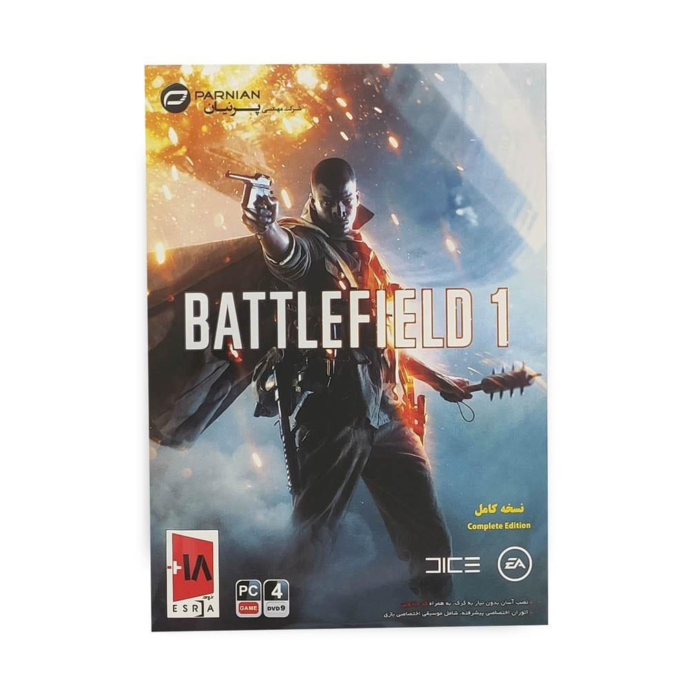 بازی کامپیوتر BATTLEFIELD 1