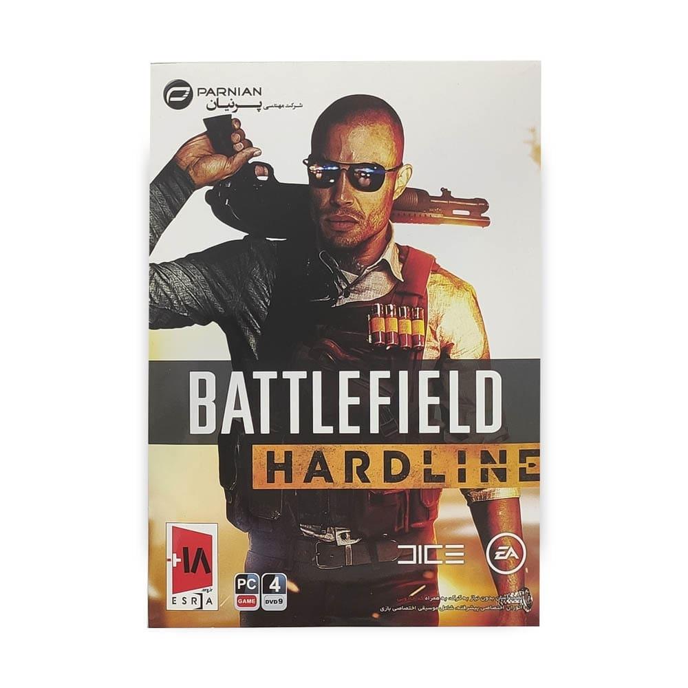 بازی کامپیوتر BATTLEFIELD : HARDLINE