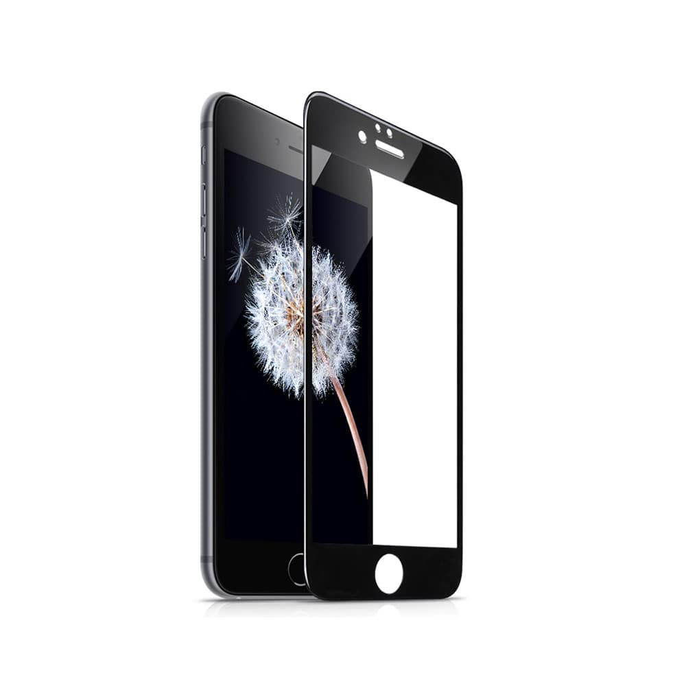 گلس تمام صفحه گوشی موبایل آیفون iphone 7 Plus / 8 Plus