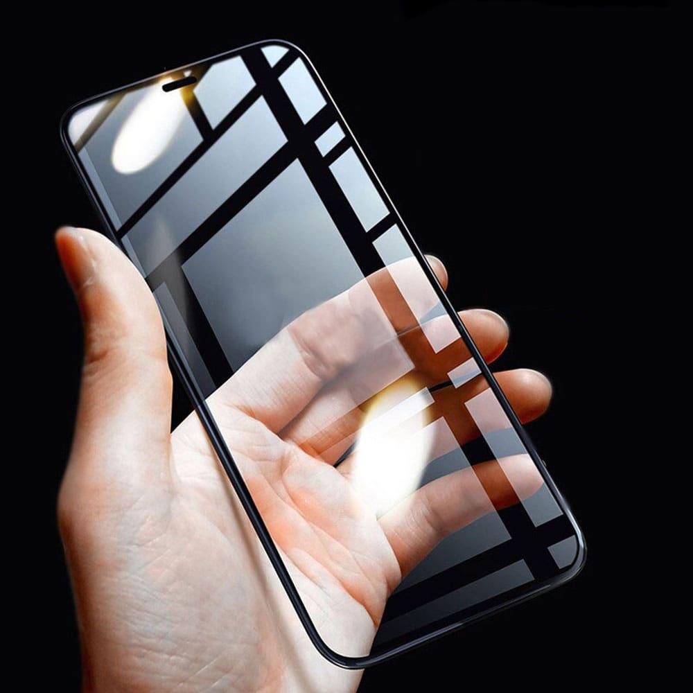 گلس تمام صفحه گوشی موبایل آیفون iphone X Max