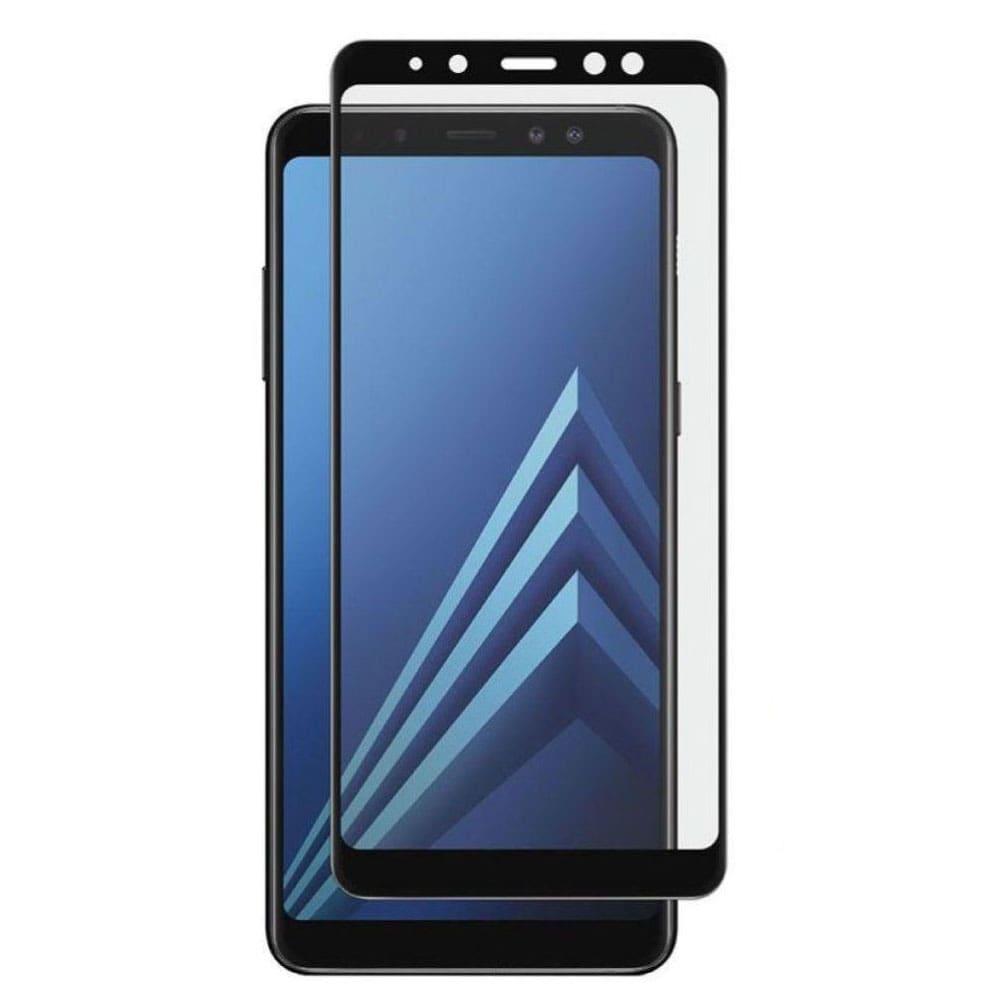 گلس تمام صفحه گوشی موبایل سامسونگ J6 Plus