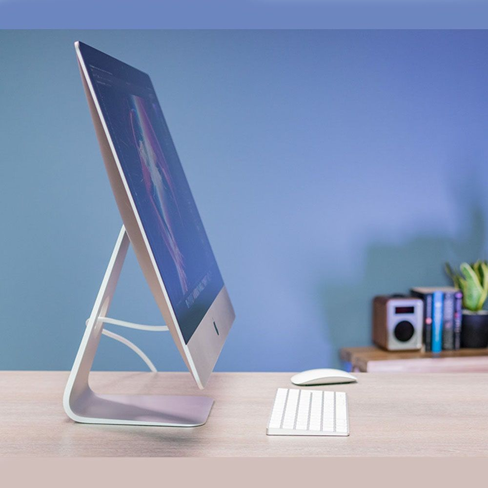 کامپیوتر آل این وان  27 اینچی اپل مدل iMac MRR12 2019 با صفحه نمایش رتینا 5K