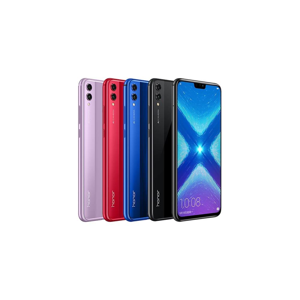 گوشی موبایل هوآوی دو سیم کارت مدل Honor 8X ظرفیت 128 گیگابایت رم 4 گیگ