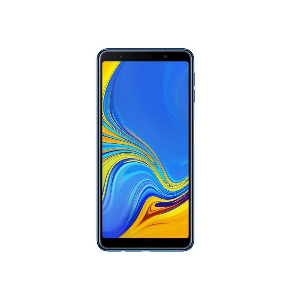 گوشی موبایل سامسونگ دو سیم کارت مدل (Galaxy A7 (2018 ظرفیت 128 گیگابایت