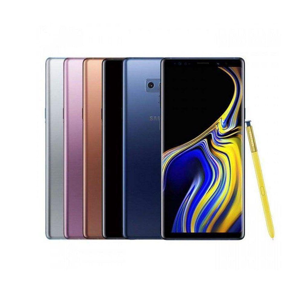 گوشی موبایل سامسونگ دو سیم کارت مدل Galaxy Note 9 ظرفیت 512 گیگابایت