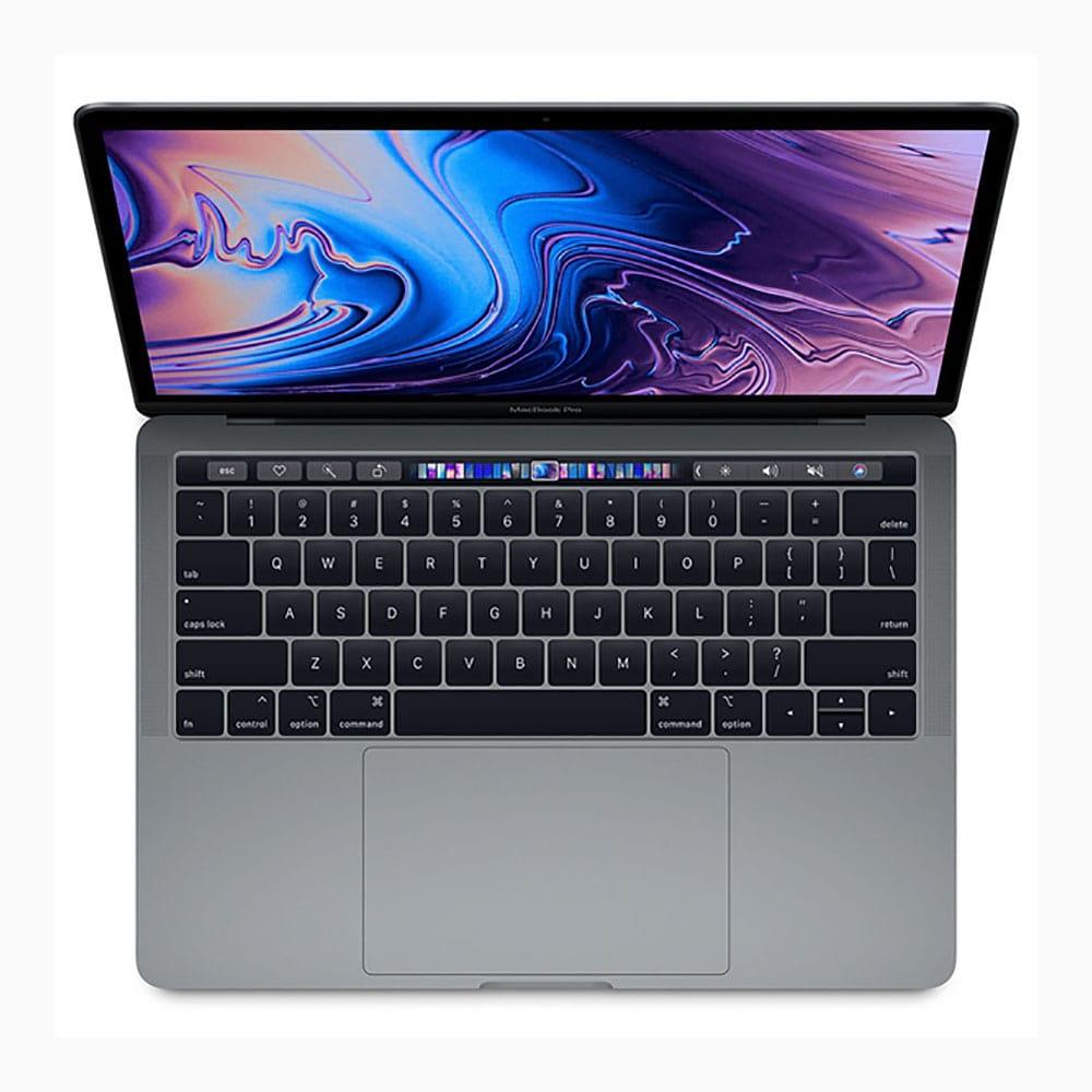 لپ تاپ 13 اینچی اپل مدل MacBook Pro MV962 2019 همراه با تاچ بار  و صفحه نمایش رتینا
