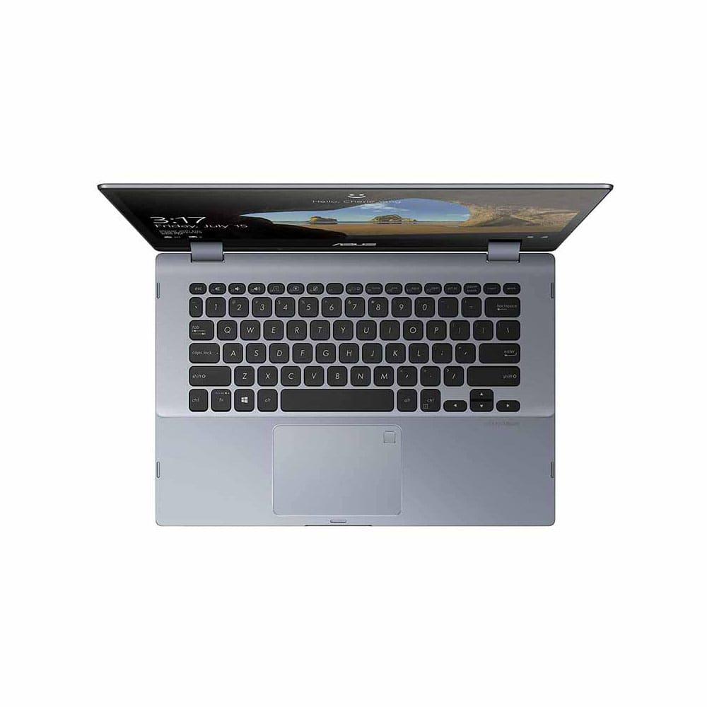 لپ تاپ 14 اینچی ایسوس مدل  VivoBook  Flip TP412UA
