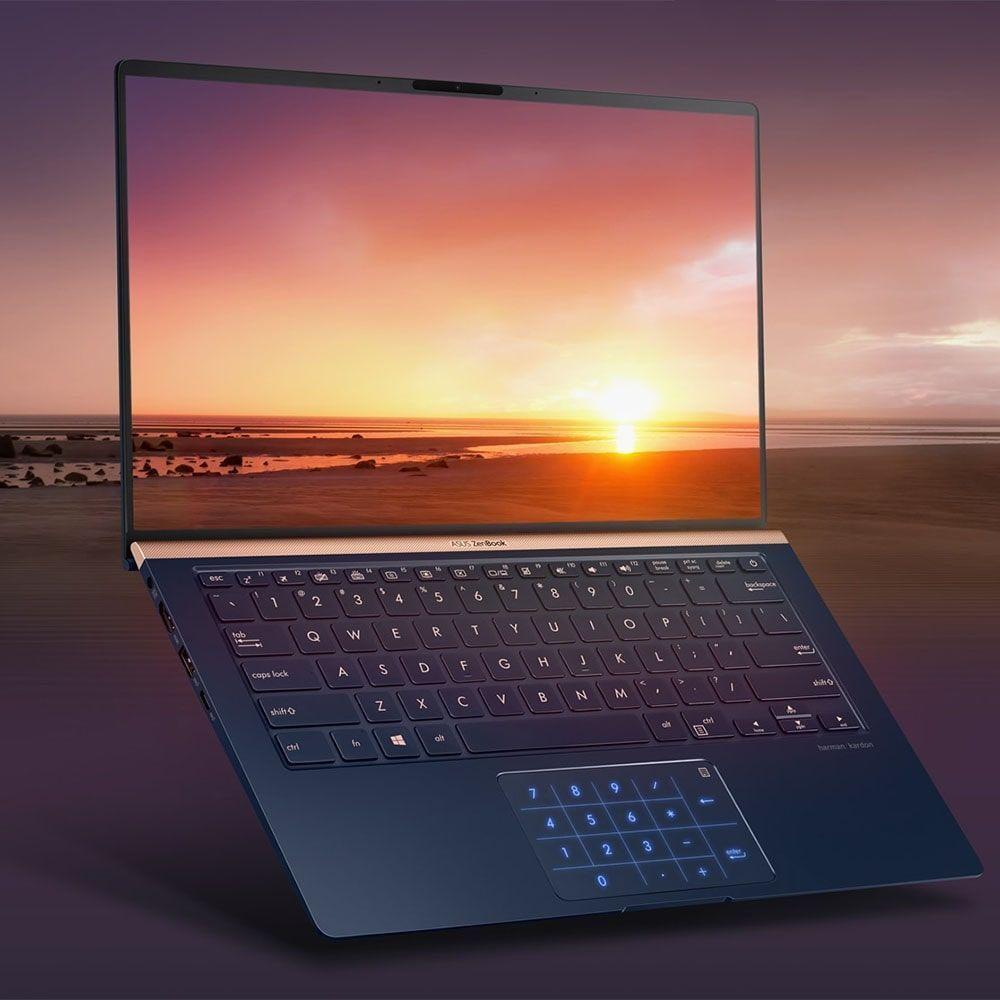 لپ تاپ 14 اینچی ایسوس مدل ZenBook  UX433FA - EP
