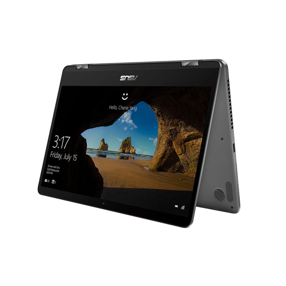 لپ تاپ 14 اینچی ایسوس مدل ZenBook  Flip UX461FA - A