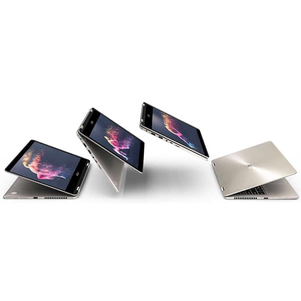 لپ تاپ 14 اینچی ایسوس مدل ZenBook  Flip UX461FN - A