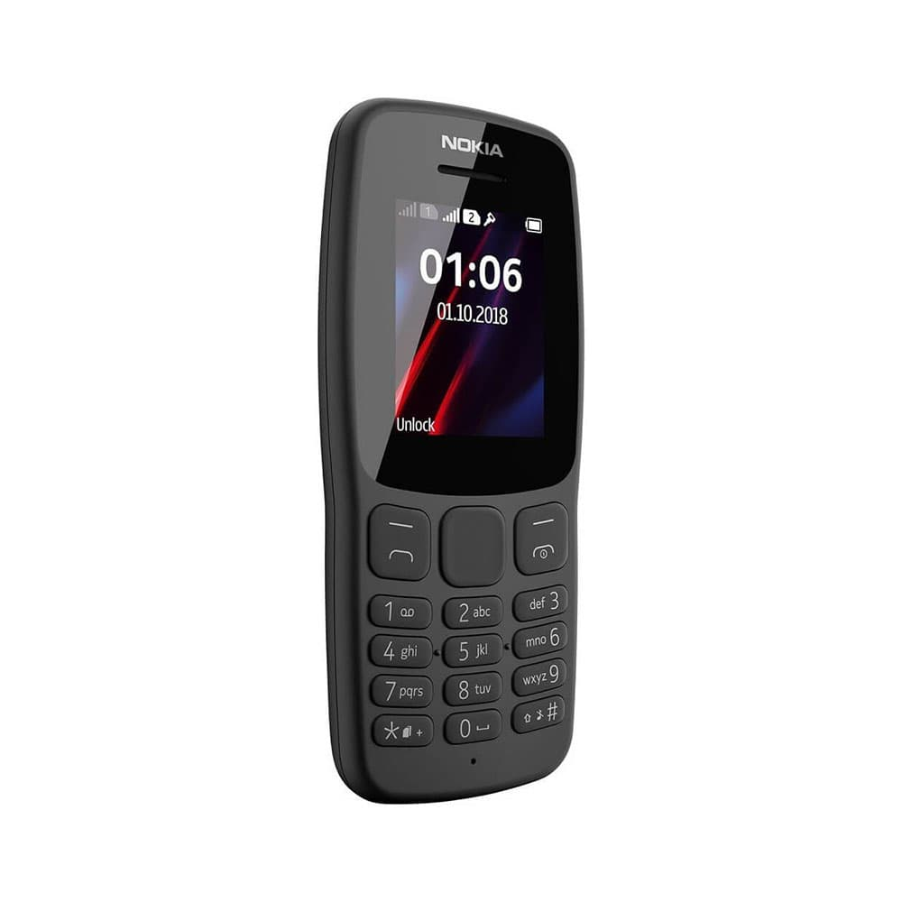 گوشی موبایل نوکیا دو سیم کارت مدل 106 (2019)